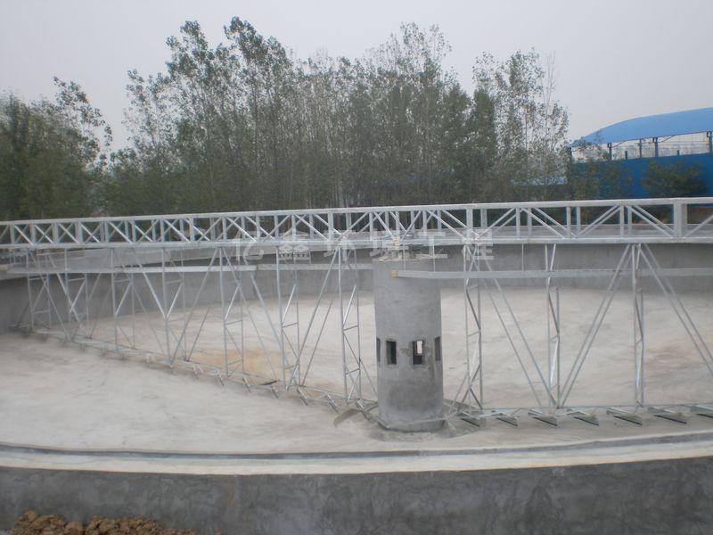 周边传动全桥刮泥机